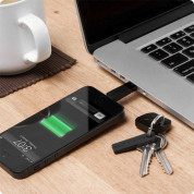 Bluelounge Kii Lightning Keychain Cable for iPhone, iPad and iPod with Lightning (black) 4