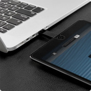 Bluelounge Kii Lightning Keychain Cable for iPhone, iPad and iPod with Lightning (black) 5