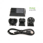 HTC Travel Charger Set TC P350 microUSB & extUSB