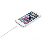 Apple Lightning to USB Cable 2m. - оригинален USB кабел за iPhone, iPad и iPod (2 метра) (retail опаковка) 4