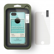 Elago C5 Slim Fit Case + HD Clear Film - кейс и HD покритие за iPhone 5C (светлосин) 3