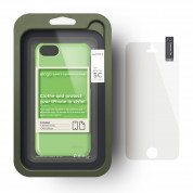 Elago C5 Slim Fit 2 Case + HD Clear Film - кейс и HD покритие за iPhone 5C (зелен) 3