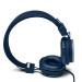 Urbanears Plattan - слушалки с микрофон и управление на  звука за iPhone, iPod и iPad (тъмносин) 2