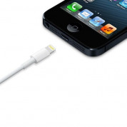 Apple Lightning to USB Cable 1m. - оригинален USB кабел за iPhone, iPad и iPod (1 метър) (bulk) 5