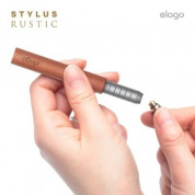 Elago Stylus Pen Rustic for iPhone, iPad, iPod and mobile capacitive displays (moabi) 1