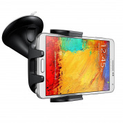 Samsung Universal Car Holder EE-V200 - оригинална поставка за кола за Samsung Galaxy S21, S21 Plus, S21 Ultra, S20, S20 Plus, S20 Ultra, S10, S10 Plus, S9, S9 Plus, Note 20, Note 10 и др. смартфони 10