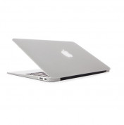 Moshi iGlaze Hard Case - предпазен кейс за MacBook Air 11 инча (модел 2013) (прозрачен)