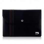 Urbano Leather Envelope Case for MacBook Air 11 in. (black)