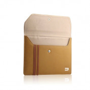 Urbano Leather Envelope Case for MacBook Air 11 in. (camel) 1