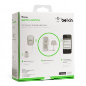 Belkin WeMo Switch + Motion - wireless control of your electronics and motion sensor (for iOS and Android devices) 6