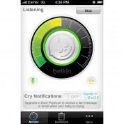 Belkin WeMo Baby Monitor - безжичен бебефон за iPhone, iPad и iPod 2