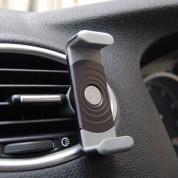 Kenu Airframe Mount - поставка за радиатора на кола за смартфони с дисплеи до 4.8 инча (7.4 см на ширина) (черна) 6