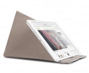 Moshi VersaPouch Mini - микрофибърен калъф и поставка за iPad mini и таблети до 8 инча (сив) 3