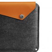 Mujjo Air Sleeve - луксозен калъф за MacBook Air 11 инча (кафяв) 1