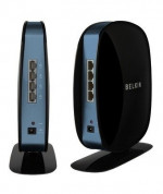 Belkin Smart TV Link 4 Ports- Belkin Universal Wireless AV Adapter 2