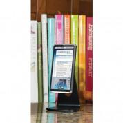 Clingo Universal Podium - стоманена поставка за бюро за iPhone и смартфони  5