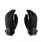 Mujjo Leather Crochet Touchscreen Gloves (8 size) 5