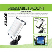 Allsop Windscreen Tablet Mount - поставка за кола за iPad и таблети до 11 инча 16