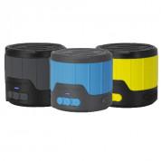 Scosche BoomBOTTLE Mini Weatherproof - безжичен ударо и водоустойчив спийкър за мобилни устройства (черен) 1