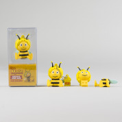 USB Tribe Maya The Bee Sit High Speed USB 2.0 Flash Drive 4GB - флаш памет 4GB 1
