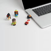 USB Tribe Toonstar Rasta High Speed USB 2.0 Flash Drive 4GB - флаш памет 4GB 3