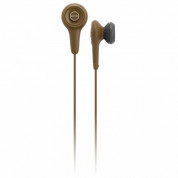 AKG Y10 - earphones with 3.5 mm stereo-jack for iPhone, iPod and mobile devices (brown)