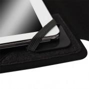 Krusell Malmö Tablet Case Universal L - универсален кожен калъф и поставка за таблети до от 8 до 10.1 инча (черен) 6