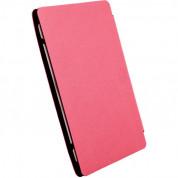 Krusell Malmö Tablet Case Universal S - универсален кожен калъф и поставка за таблети от 6 до 7.9 инча (розов) 1