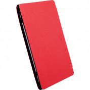 Krusell Malmö Tablet Case Universal L - универсален кожен калъф и поставка за таблети до от 8 до 10.1 инча (червен) 1