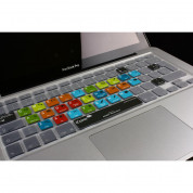 iCover Keyboard Hotkeys Adobe Illustrator - силиконов протектор за Apple и MacBook клавиатури 1