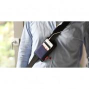 Tunewear Strapocket Jeans - универсален неопренов калъф за презрамки за iPhone 5/5S/SE/5C/4S/4 и мобилни телефони (черен) 6