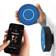HDigit Neo2go - безжична блутут колонка и спийкърфон за iPhone, iPad, iPod и всяко устройство с Bluetooth (син) 3