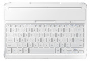 Samsung Bluetooth Keyboard Cover - кейс, клавиатура и стойка за Samsung Galaxy Pro/Note 12.2 (бял) 2
