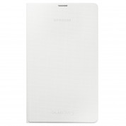 Samsung Simple Cover EF-DT700 - оригинално кожено покритие за Samsung Galaxy Tab S 8.4 (бял) 2