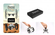 Parrot Minidrones Battery LiPo - оригинaлна резервна батерия за Parrot Rolling Spider и Jumping Sumo 2