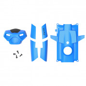 Parrot Rolling Spider Covers and screws - резервен корпус и болтчета за смяна за Parrot Rolling Spider (син)