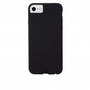 CaseMate Barely There - поликарбонатов кейс за iPhone 6, iPhone 6S, iPhone 8, iPhone 7 (черен)