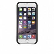 CaseMate Slim Tough Case - кейс с висока защита за iPhone 8, iPhone 7, iPhone 6S, iPhone 6 (черен-сребрист) 1