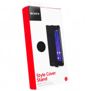 Sony Style Cover SCR15 for Xperia C3 (black) 1