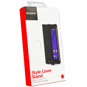 Sony Style Cover SCR15 for Xperia C3 (white) 2
