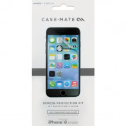 CaseMate Accessory Kit - case, charger, cable and screen protector for iPhone 6, iPhone 6S 2
