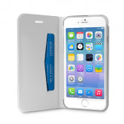 Puro Booklet case for iPhone 6 Plus, iPhone 6S Plus (white) 2