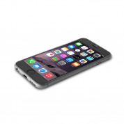 Puro Ultra-Slim silicone case for iPhone 6, iPhone 6S (black) 6