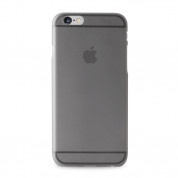 Puro Ultra-Slim silicone case for iPhone 6, iPhone 6S (black) 1