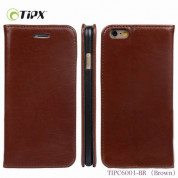 TIPX Asoreal Case for iPhone 6, iPhone 6S (brown)