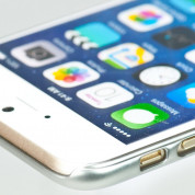 Bling My Thing Extravaganza Case - дизайнерски поликарбонатов кейс с кристали Сваровски за iPhone 6, iPhone 6S (сребрист) 5