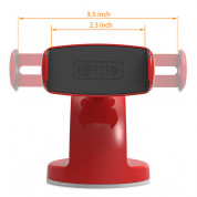 iOttie Easy View 2 Universal Car Mount Holder for smartphones up to 8.9 width (red) 2