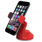 iOttie Easy View 2 Universal Car Mount Holder for smartphones up to 8.9 width (red)