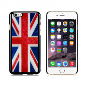 UK Plastic Case - поликарбонатов кейс за iPhone 6, iPhone 6S