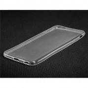 Ultra-Slim Case - тънък силиконов (TPU) калъф (0.3 mm) за iPhone 6, iPhone 6S (прозрачен) 1